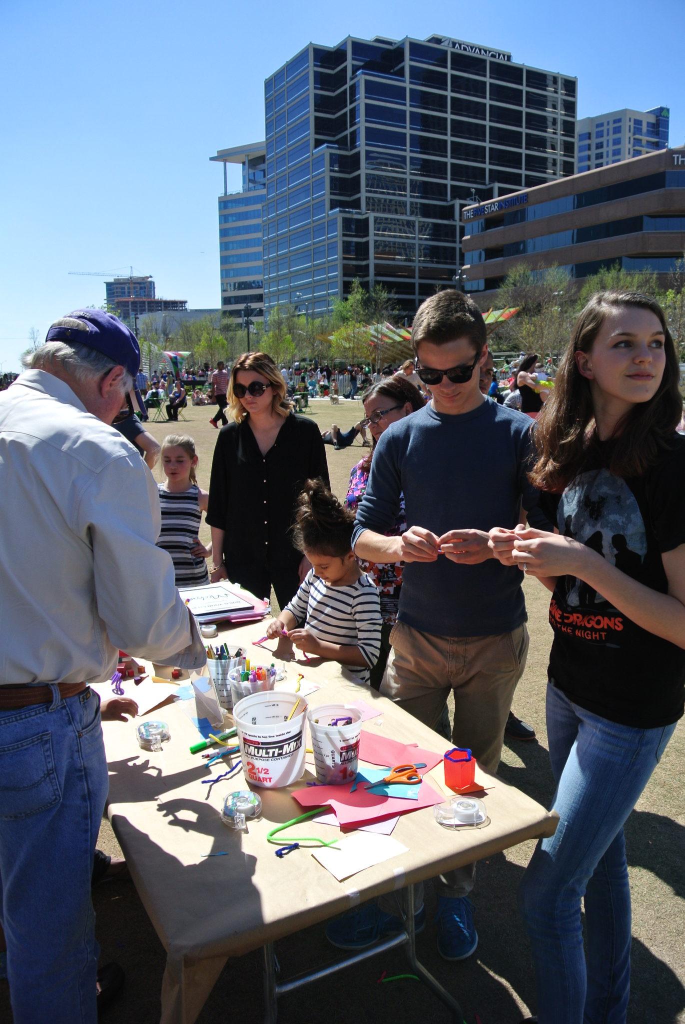 Build Your City K-12 Event Dallas