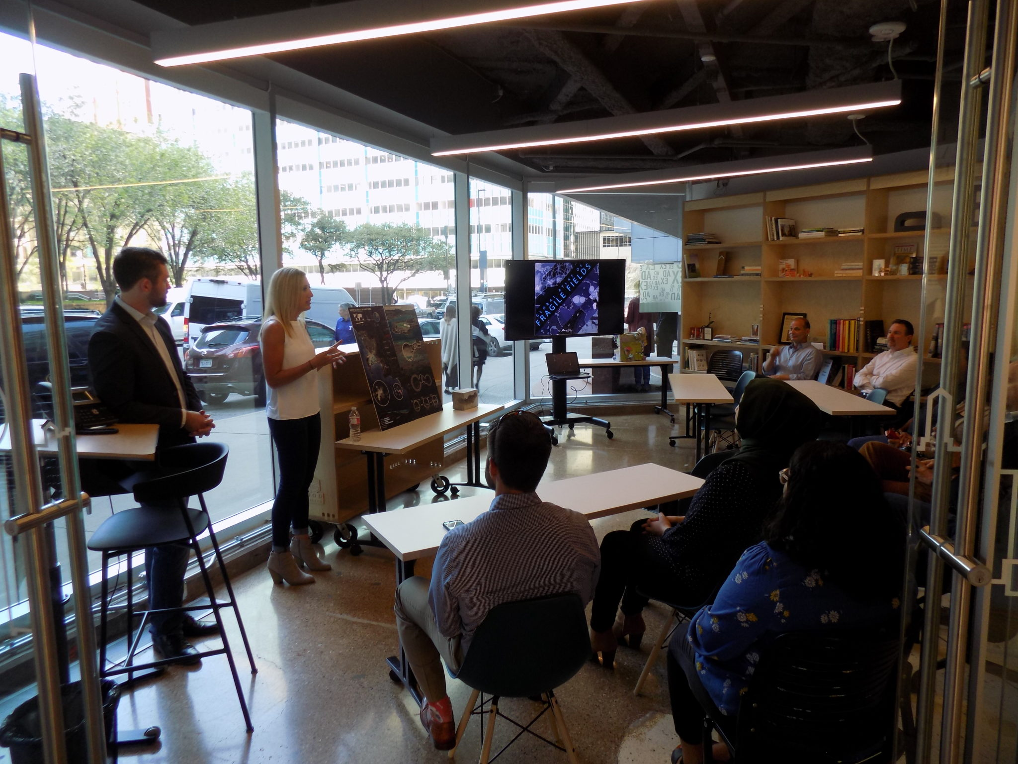 Design Lab: Lunch Learning Sessions - DallasADEX org