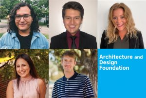 Architecture and Design Foundation Awards 2020 Scholarships and Fellowships featured image