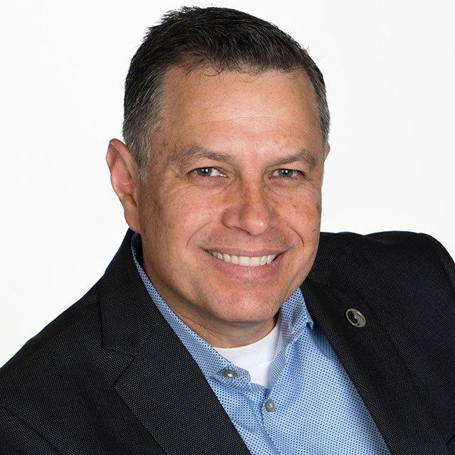 Al Hernandez, AIA Headshot