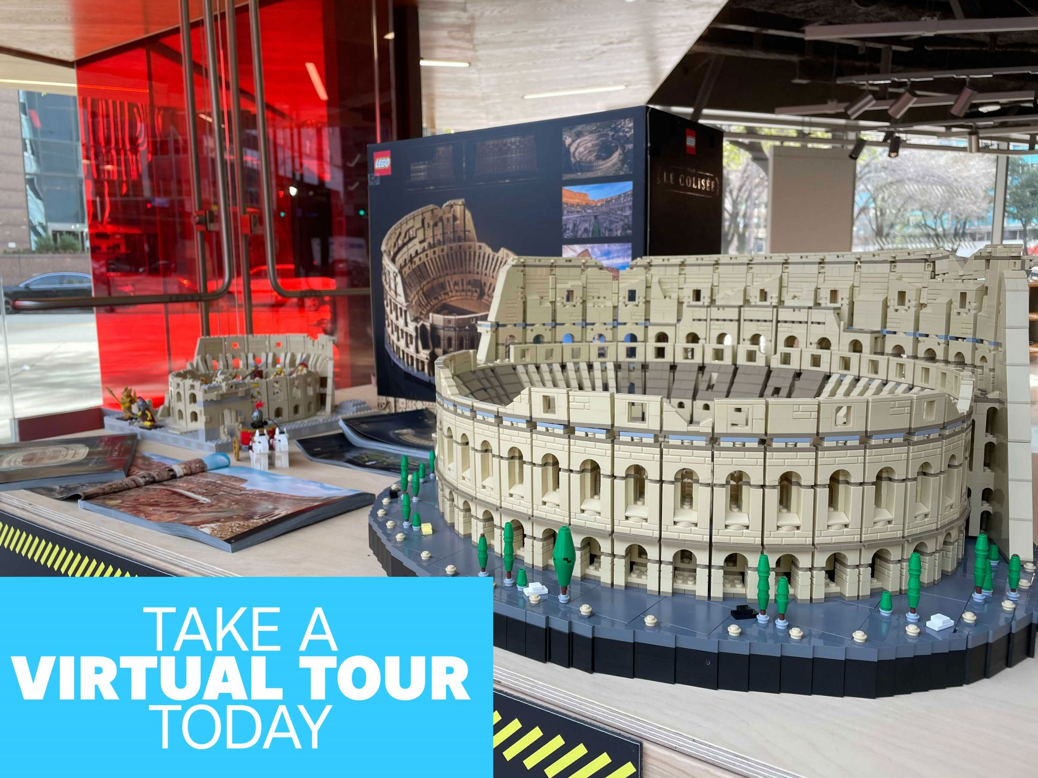Building Toys & Toy Buildings: LEGO Architecture Edition overlay