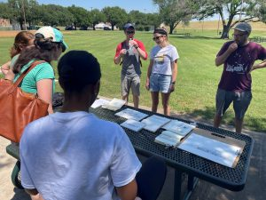 Sketching Kaleidoscope Visits Historic Community Center featured image